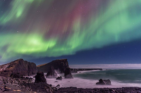 Trip Ideas outdoor aurora mountain rock Nature atmosphere
