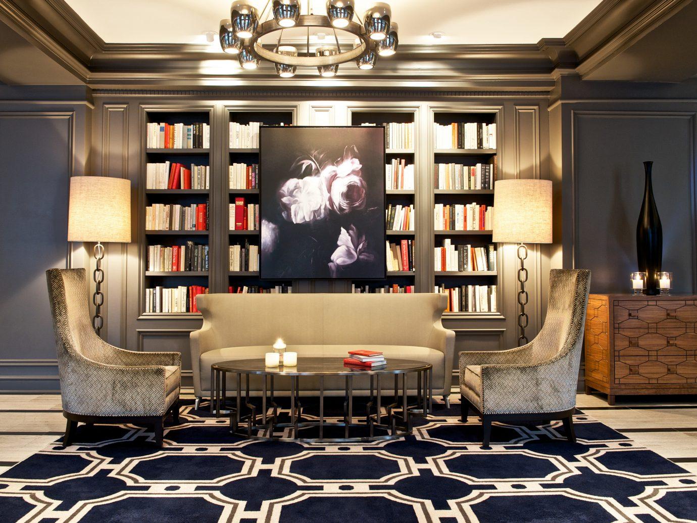Boutique Budget City Hotels Lobby Lounge Modern indoor living room room ceiling interior design home furniture Design dining room estate decorated