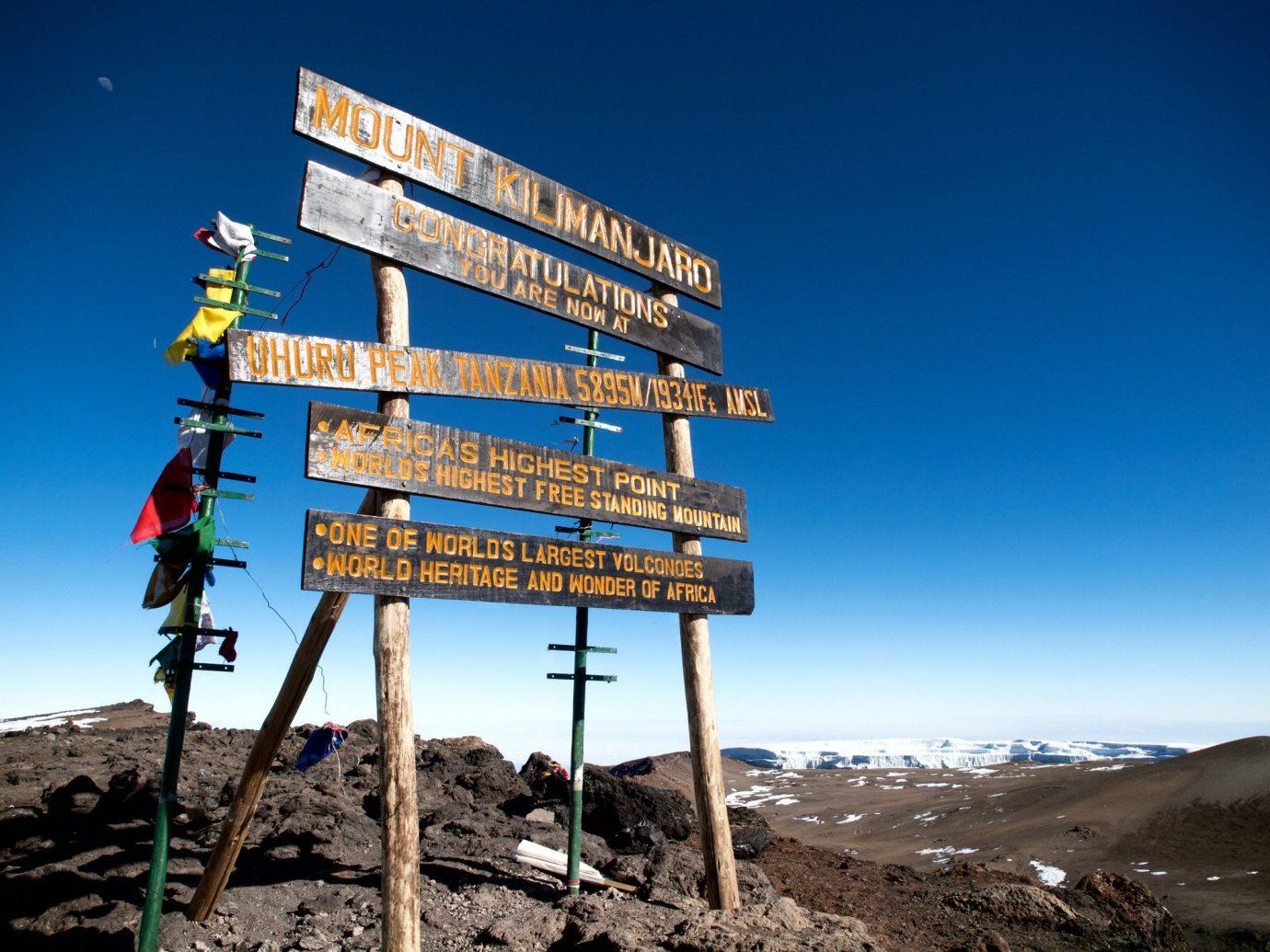 Trip Ideas sky outdoor sign landmark mountain
