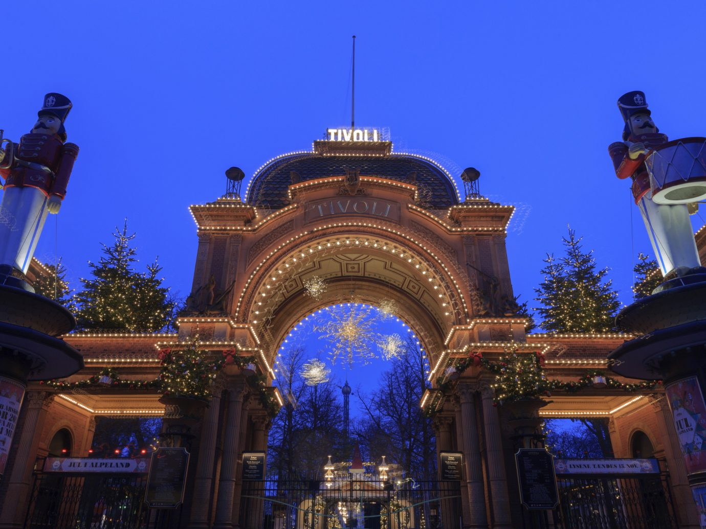 Trip Ideas landmark outdoor building night evening metropolis amusement park Resort