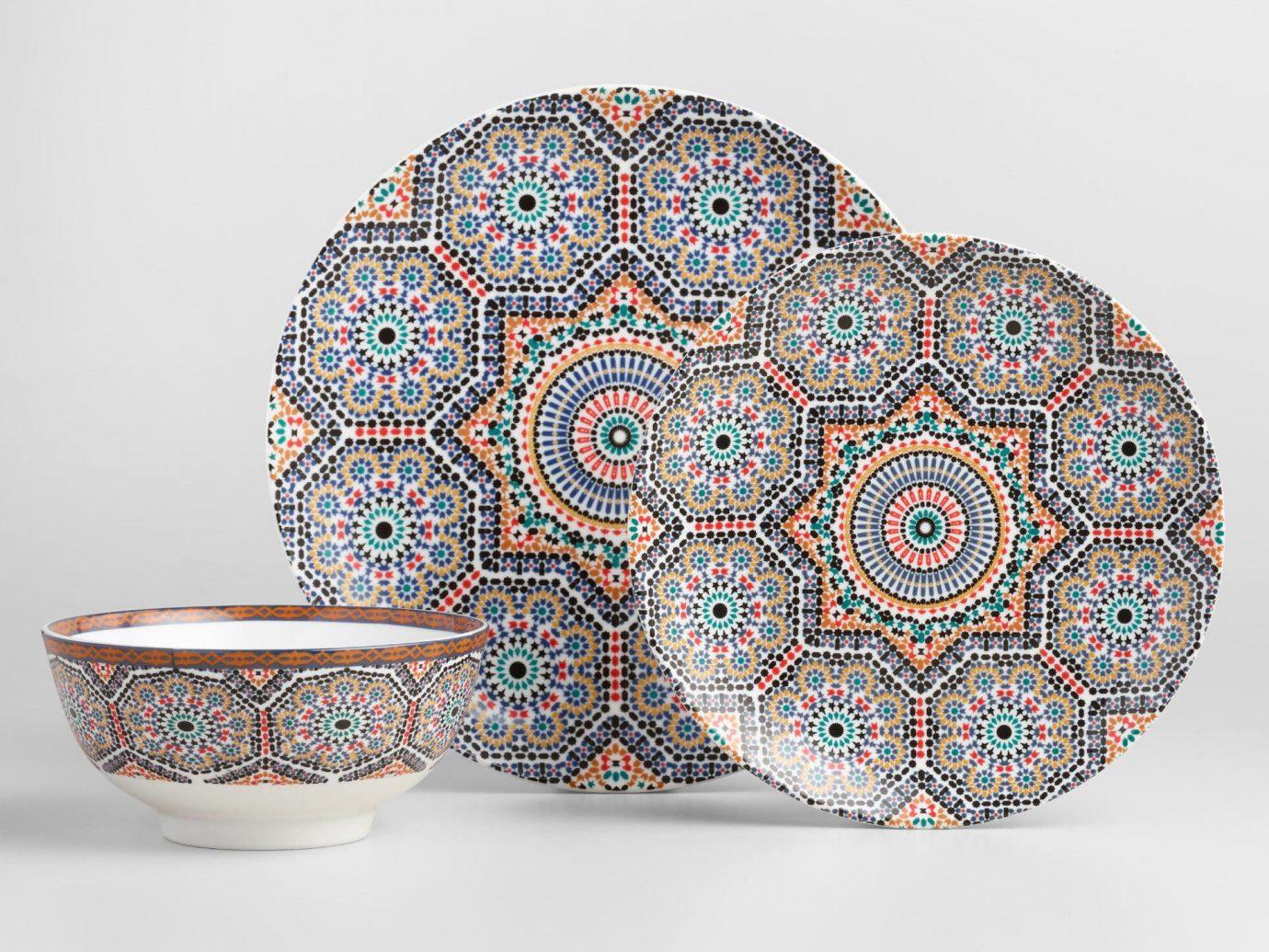 City Copenhagen Kyoto Marrakech Palm Springs Style + Design Travel Shop Tulum dishware tableware ceramic plate platter porcelain dinnerware set product design serveware