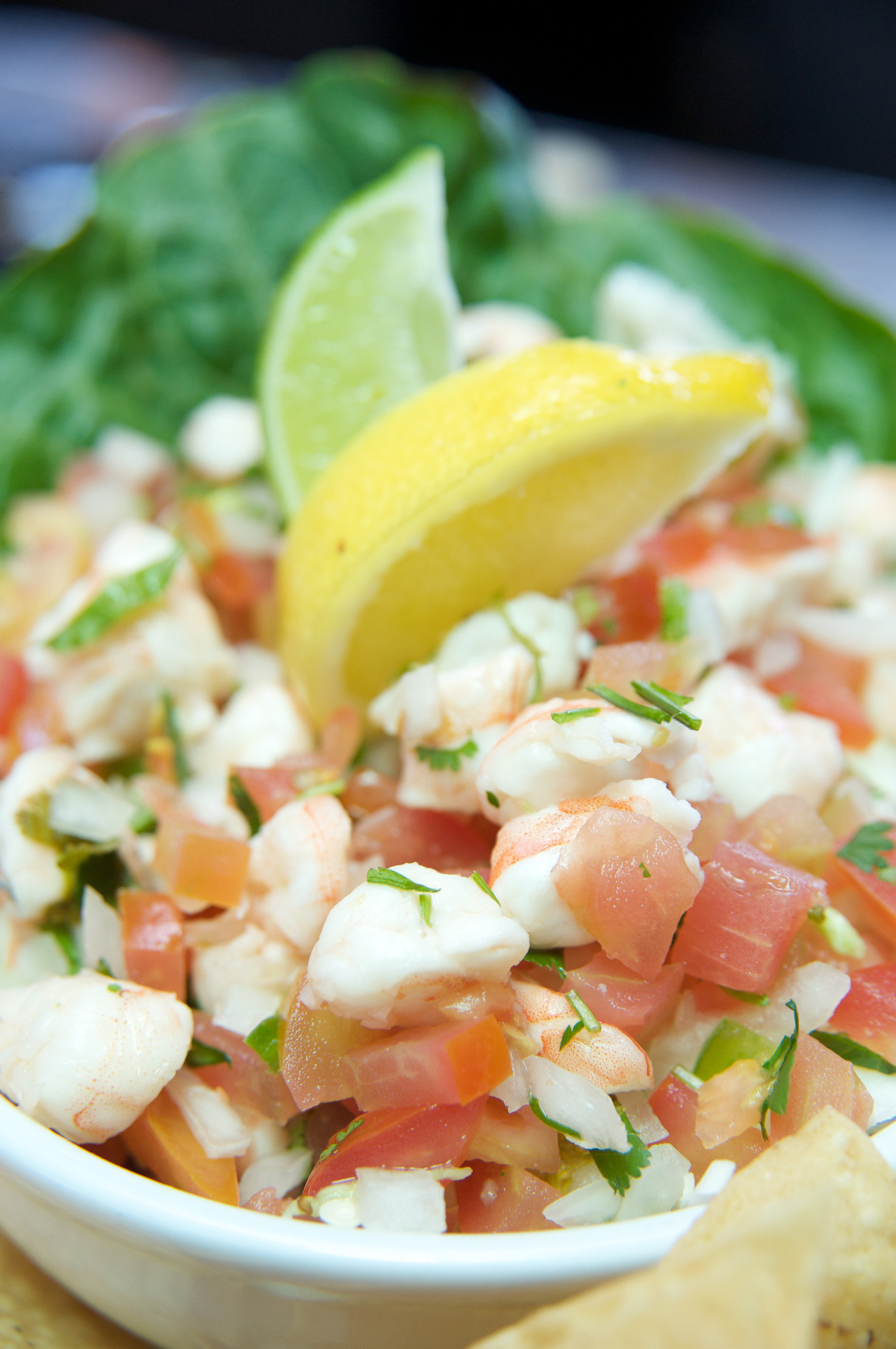 Trip Ideas food dish vegetable salad ceviche bowl cuisine produce Seafood fish shrimp containing close fresh