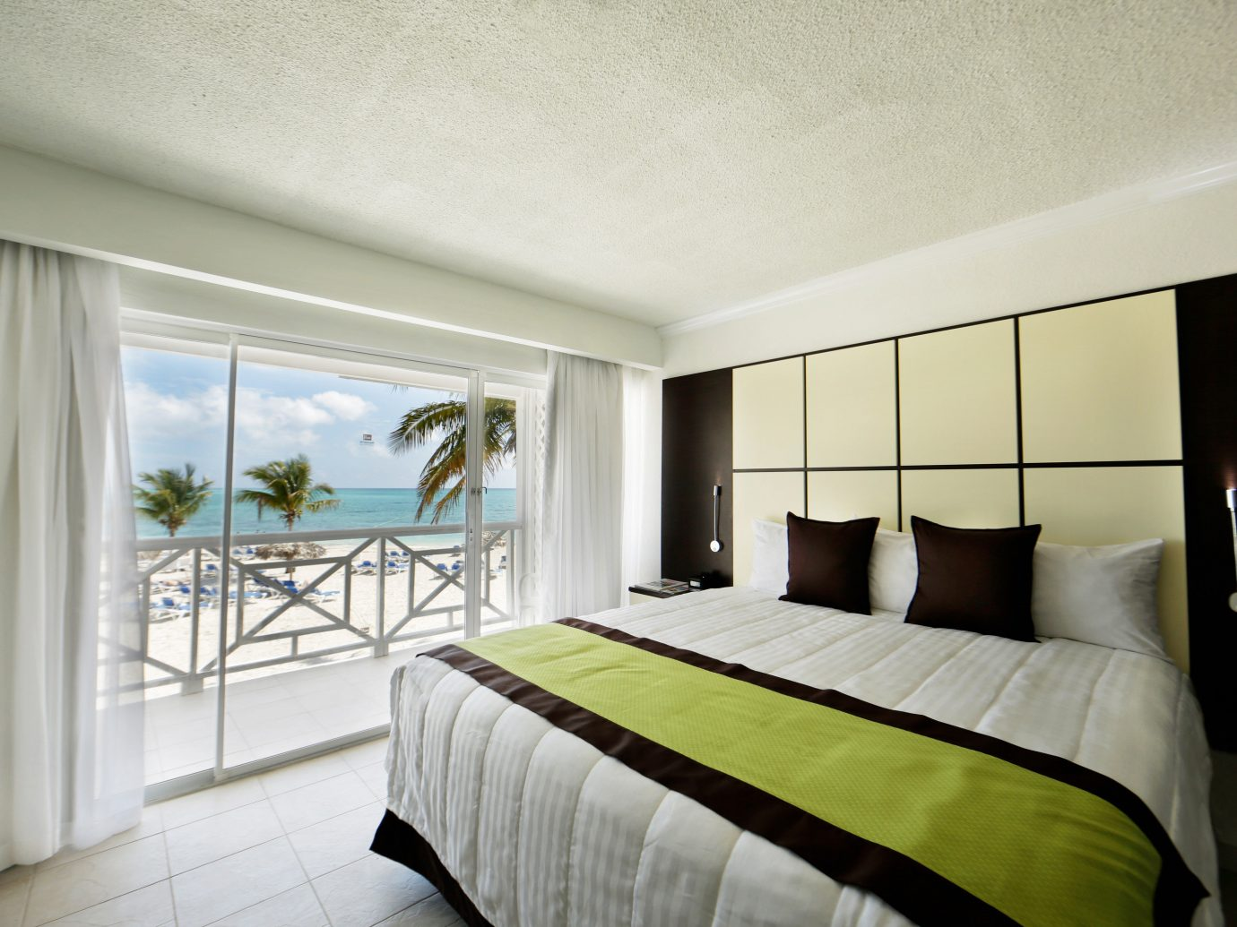 Bedroom at Viva Wyndham Fortuna Beach