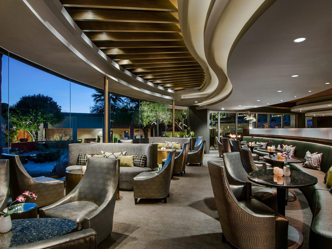 Interior of Elements, Scottsdale, Arizona