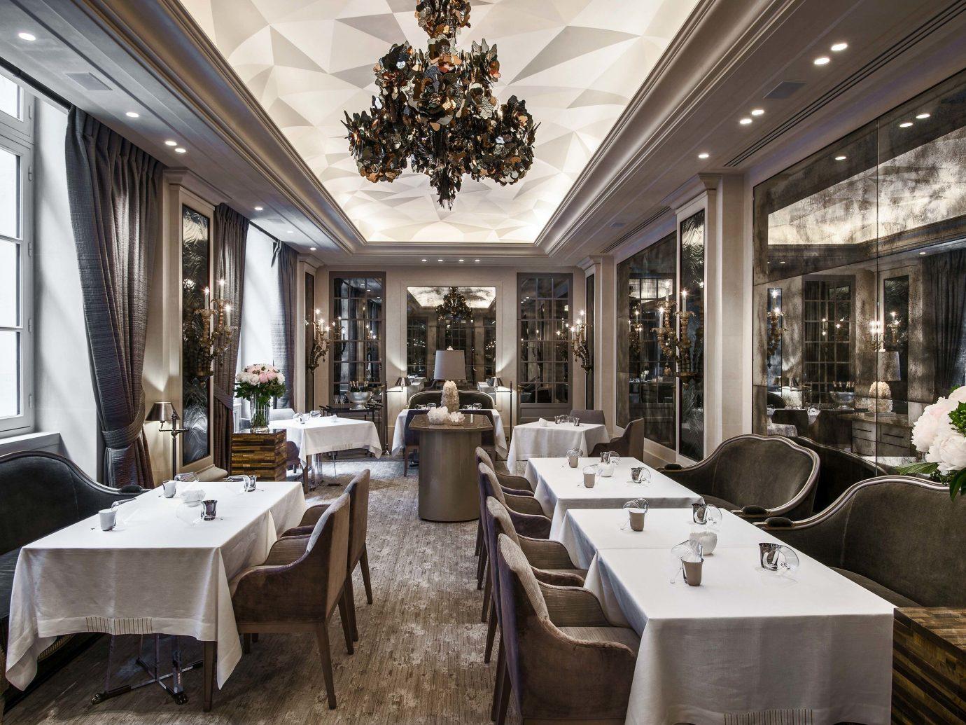 europe Trip Ideas indoor window room restaurant interior design ceiling furniture several dining room