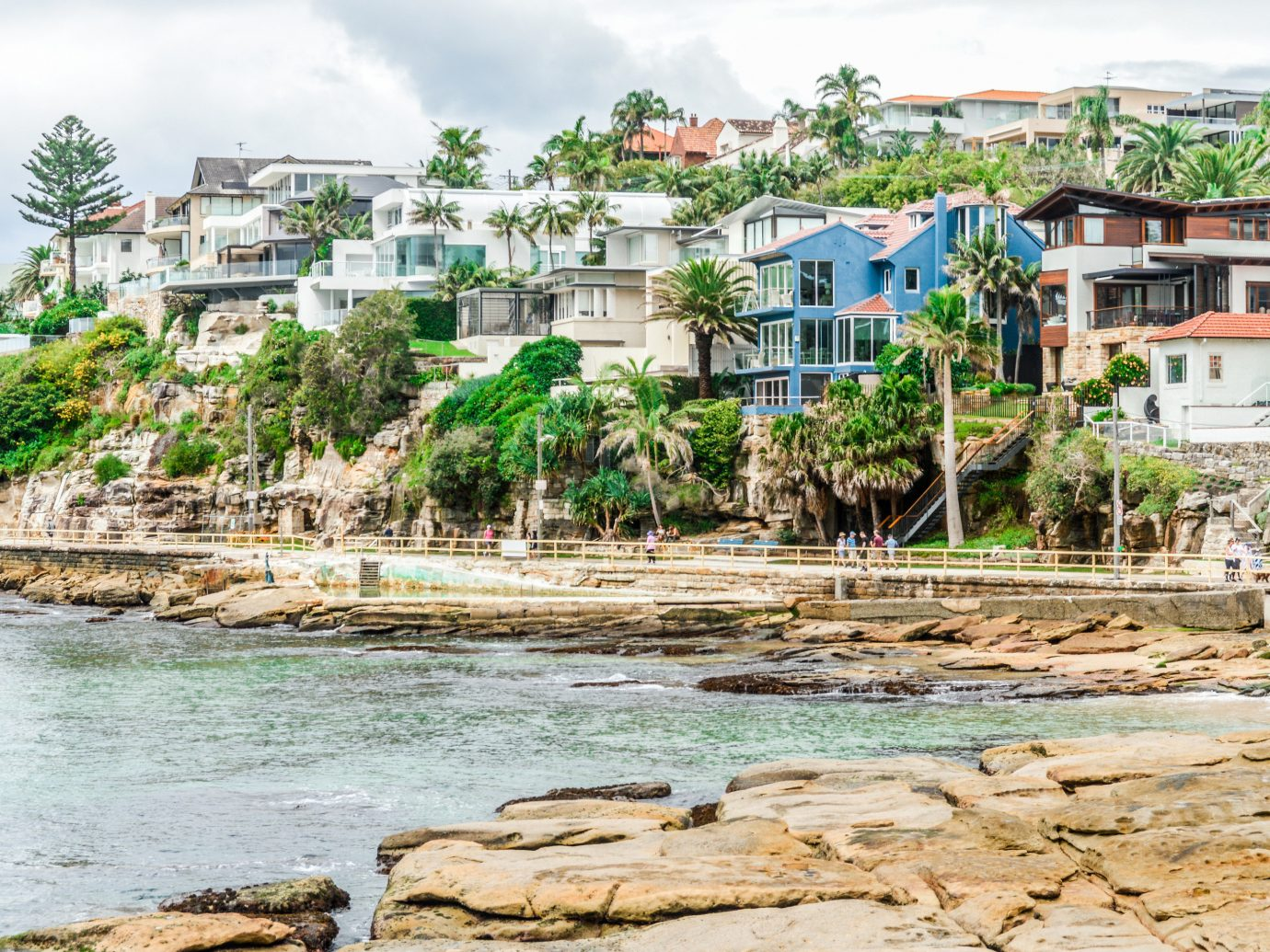 City Outdoors + Adventure Sydney outdoor building sky water body of water house Coast shore Sea tree tourism Village bay docked