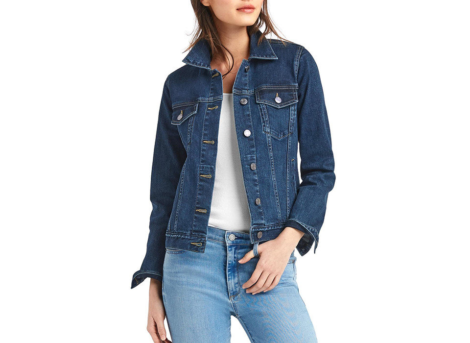 Style + Design Travel Shop person denim clothing jeans jacket sleeve button pocket posing