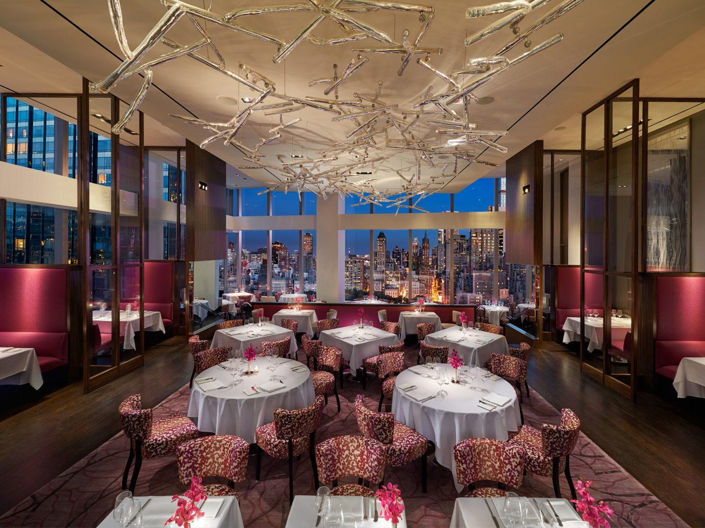 City Dining Drink Eat Elegant Food + Drink Hotels Luxury Trip Ideas indoor ceiling floor function hall meal ballroom interior design restaurant wedding reception estate Lobby banquet convention center room several