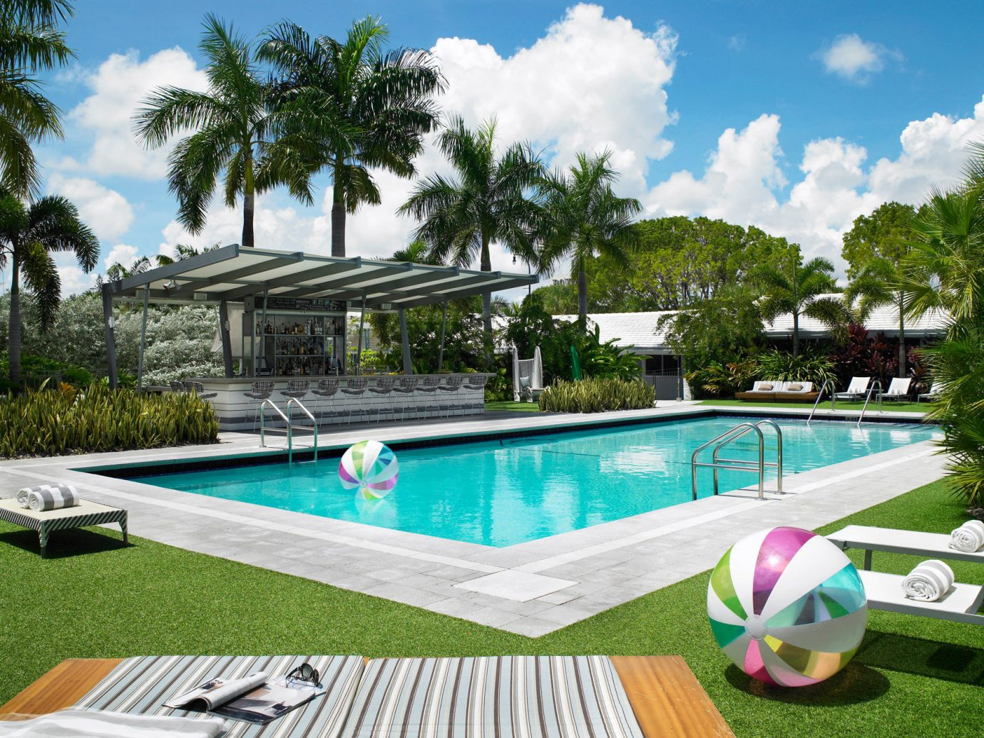 Trip Ideas tree outdoor grass swimming pool leisure property estate Villa backyard Resort vacation green home condominium Pool real estate park mansion