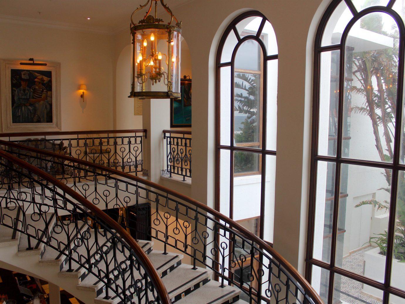 Hotels indoor Architecture estate arch window interior design glass dining room