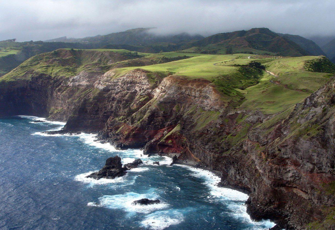 Coast of Lumeria Maui, HI