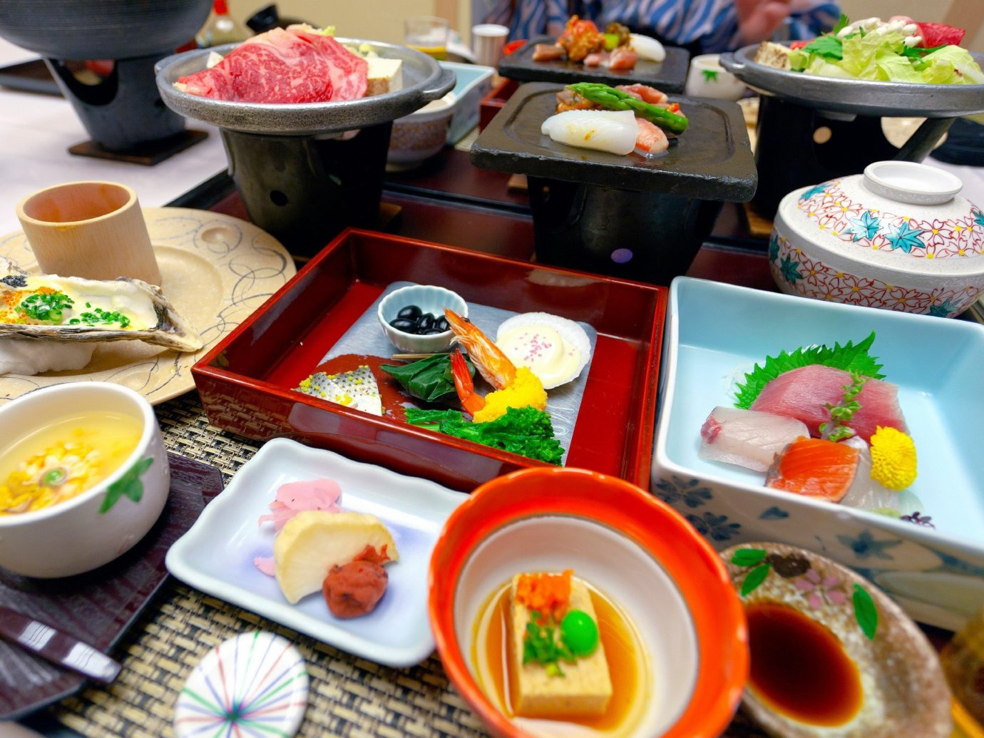 Food + Drink food dish meal lunch plate cuisine bowl asian food breakfast chinese food brunch supper different several