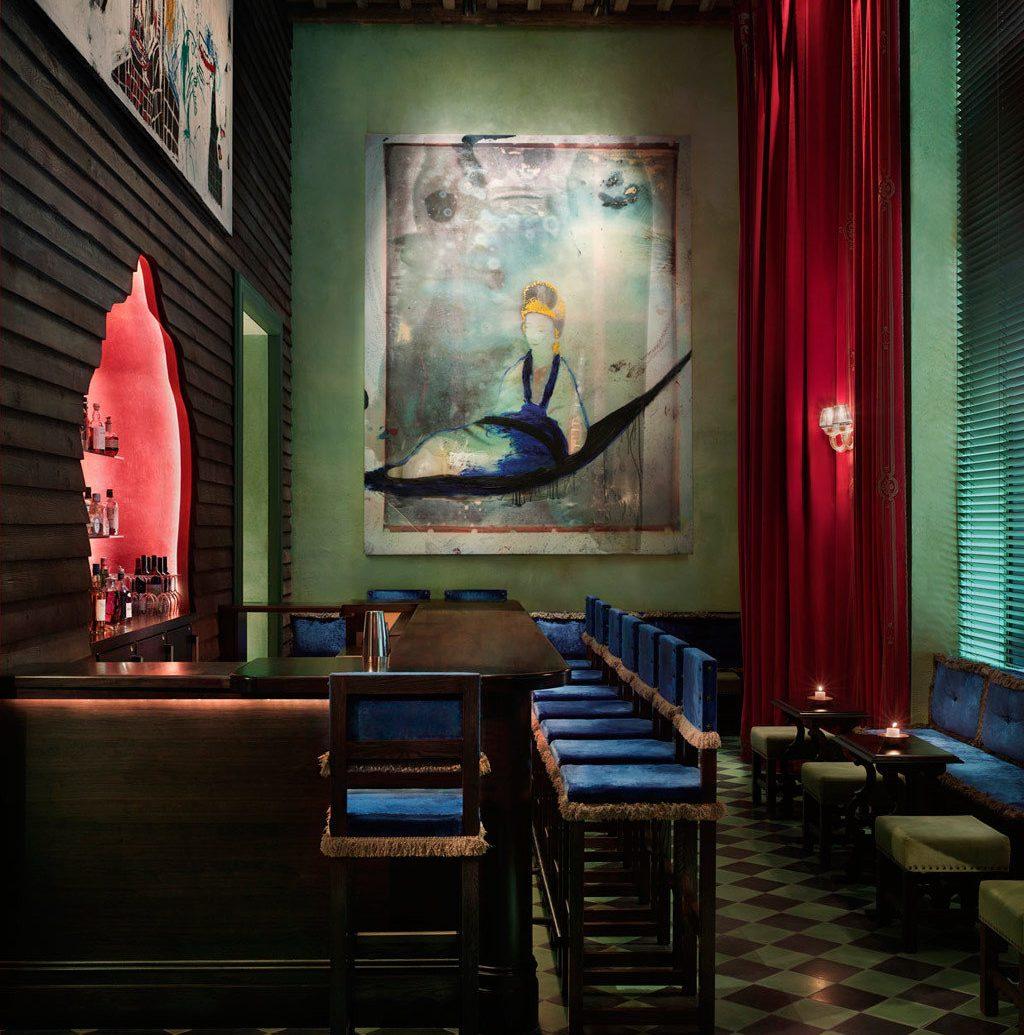 Bar City Drink Eat Hotels Luxury Luxury Travel Romantic Hotels floor indoor stage interior design theatre screenshot