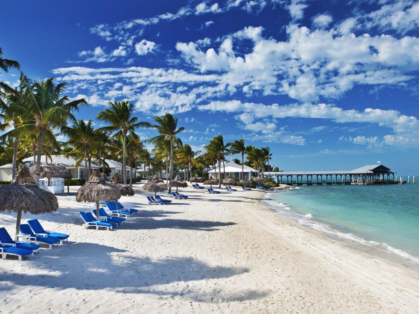 Trip Ideas outdoor sky Beach Sea body of water shore Nature vacation Ocean blue Resort Coast caribbean bay sand sandy day