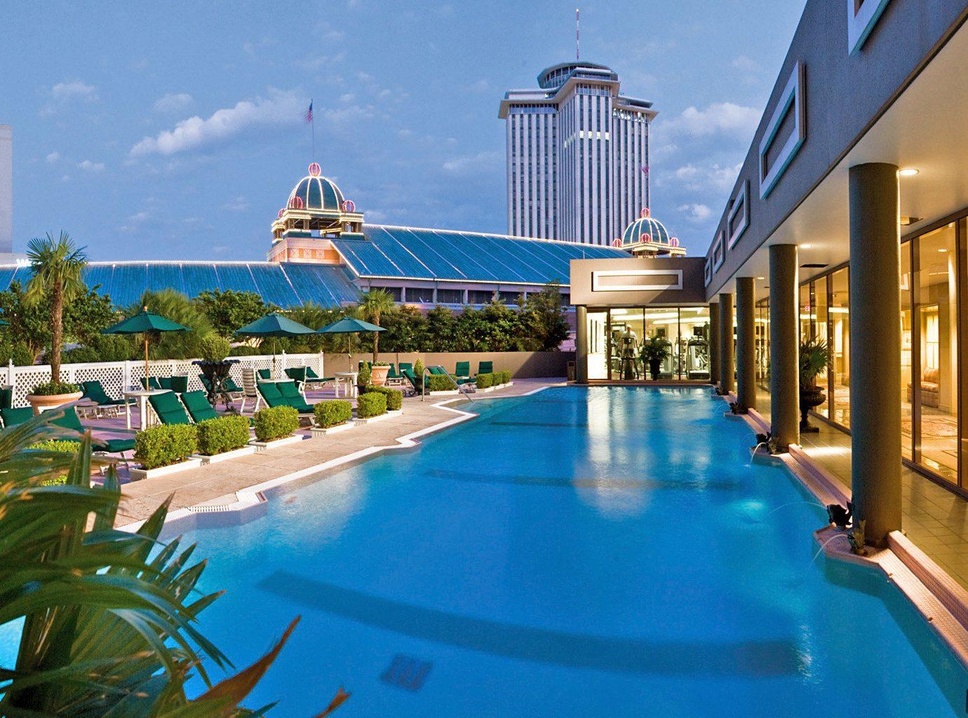 Hotels leisure swimming pool Resort property Pool Water park vacation estate amusement park condominium blue swimming