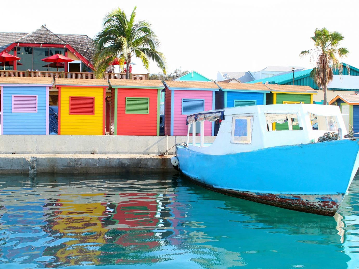 Trip Ideas water Boat outdoor leisure vehicle swimming pool Harbor Resort waterway colorful colored