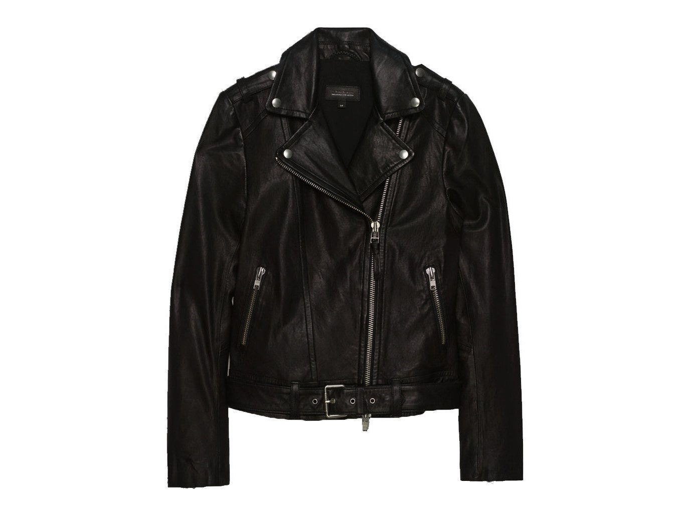 Style + Design jacket clothing leather jacket leather black textile material outerwear coat sleeve