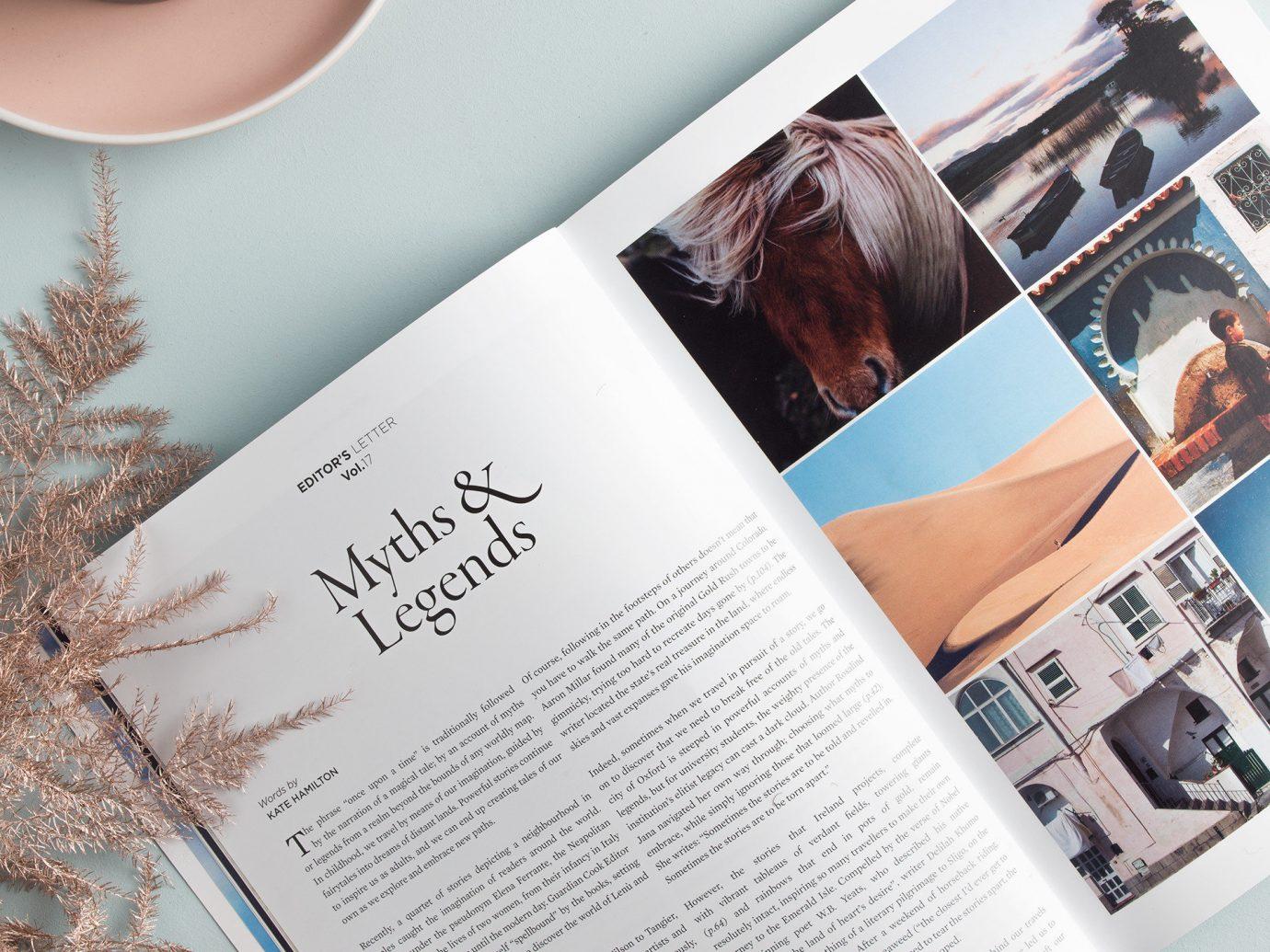 Arts + Culture text advertising brand Design brochure graphic design magazine