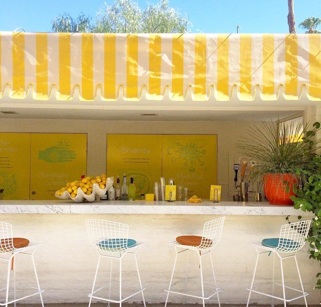 Trip Ideas property interior design restaurant Design window covering furniture counter