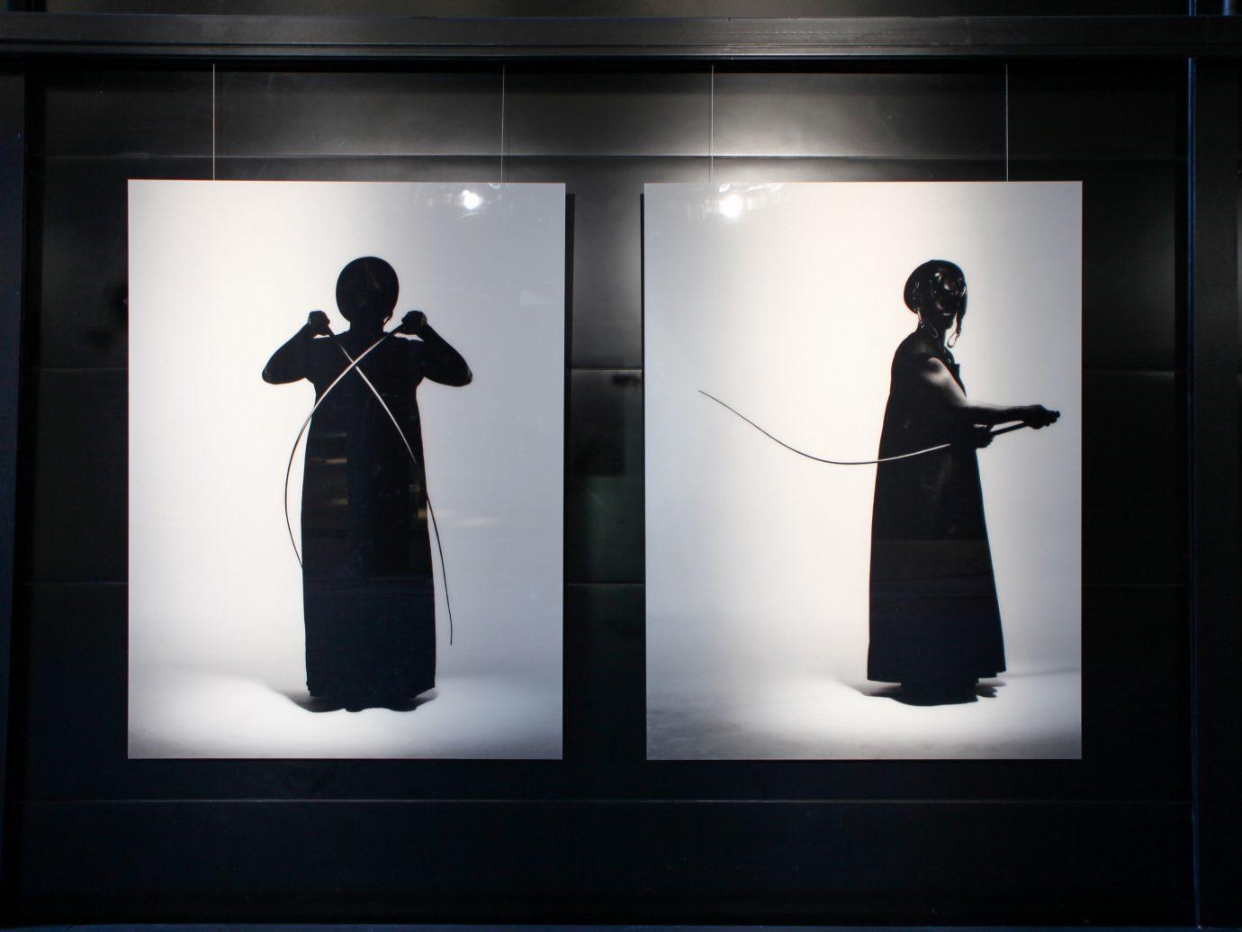 Arts + Culture Trip Ideas gallery scene room display window window display case