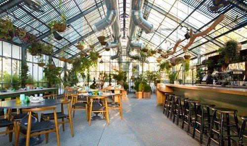 Jetsetter Guides table chair indoor real estate marketplace Resort restaurant several