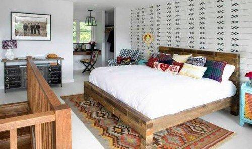 Trip Ideas floor indoor room property furniture bed cottage Bedroom bed sheet real estate bed frame