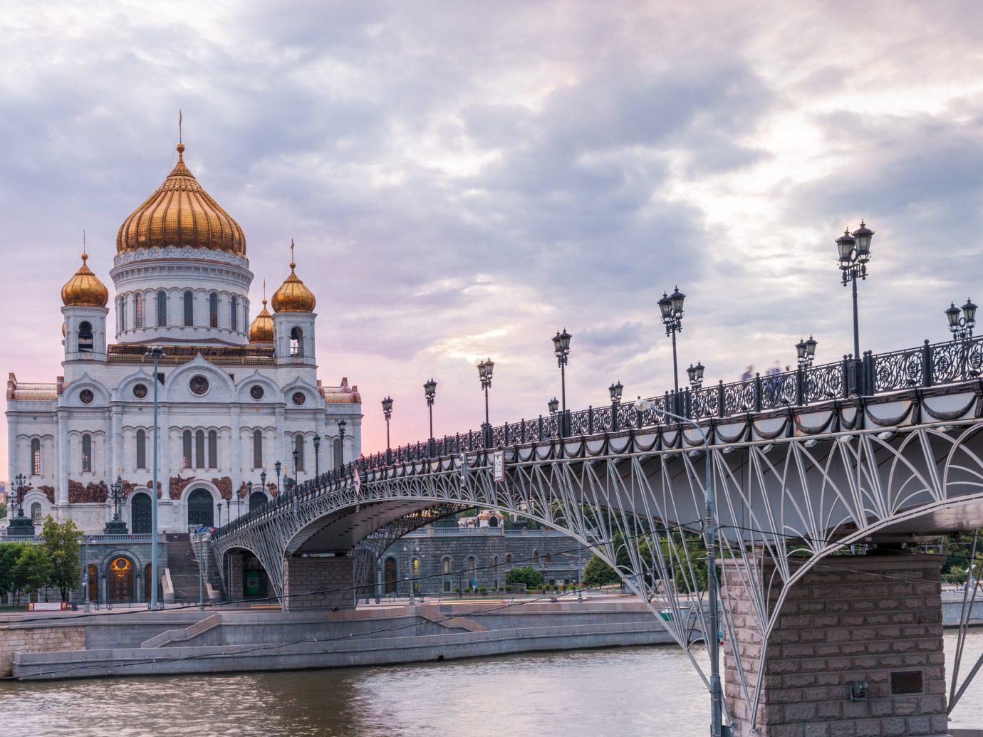 Arts + Culture Trip Ideas landmark bridge sky tourist attraction City fixed link River building tourism