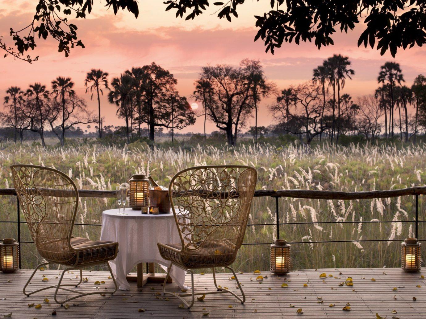 andBeyond Sandibe Okavango Safari Lounge, Botswana