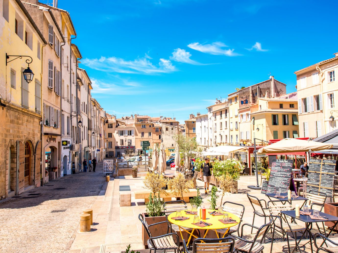 Road Trips Trip Ideas building outdoor ground Town scene neighbourhood City sky mixed use street tourism marketplace Downtown vacation facade town square way