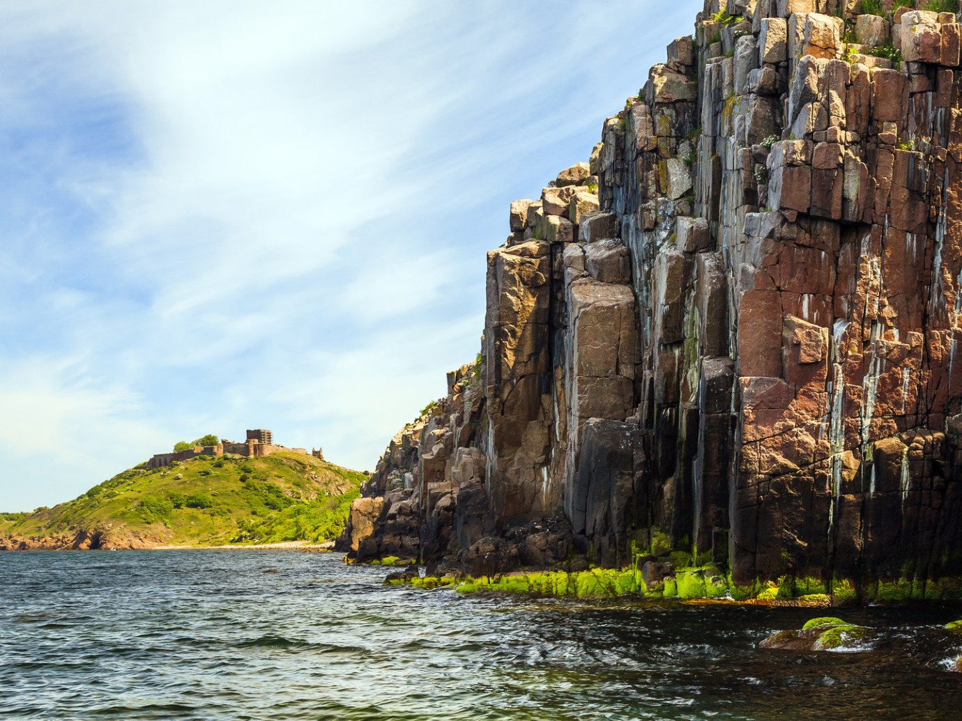 Adventure Luxury Travel Outdoor Activities Trip Ideas outdoor water landform geographical feature rock cliff Coast Nature Sea River terrain bay formation stone