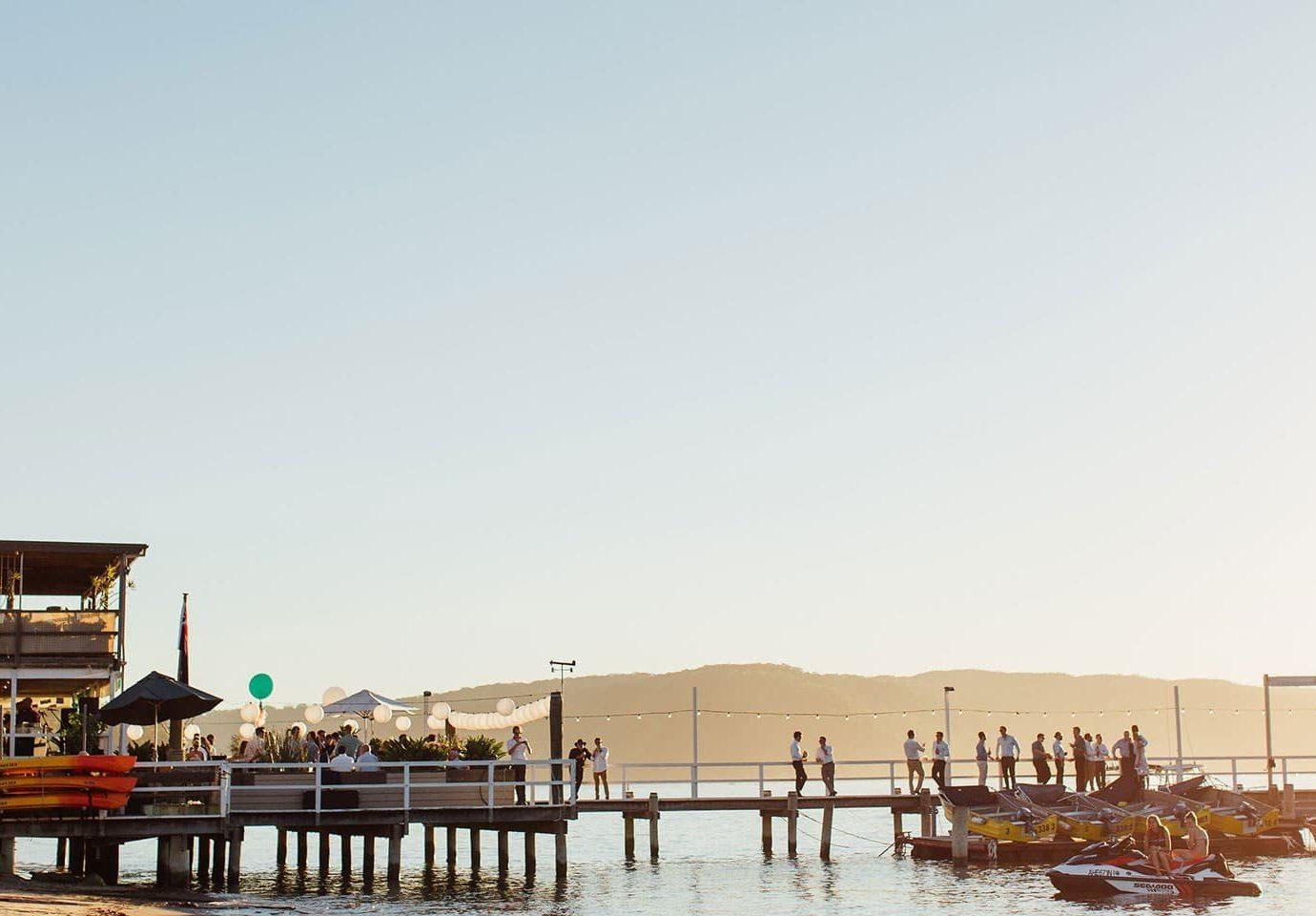 Trip Ideas Weekend Getaways sky outdoor water Sea cart