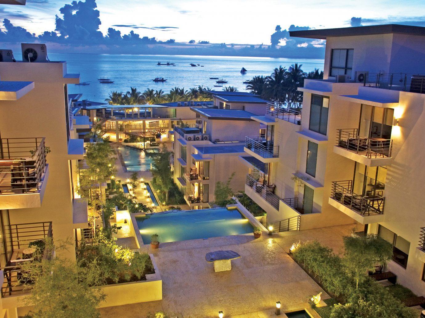 Architecture Buildings Design Exterior Hotels Resort Scenic views property condominium house estate vacation home residential area Villa mansion apartment