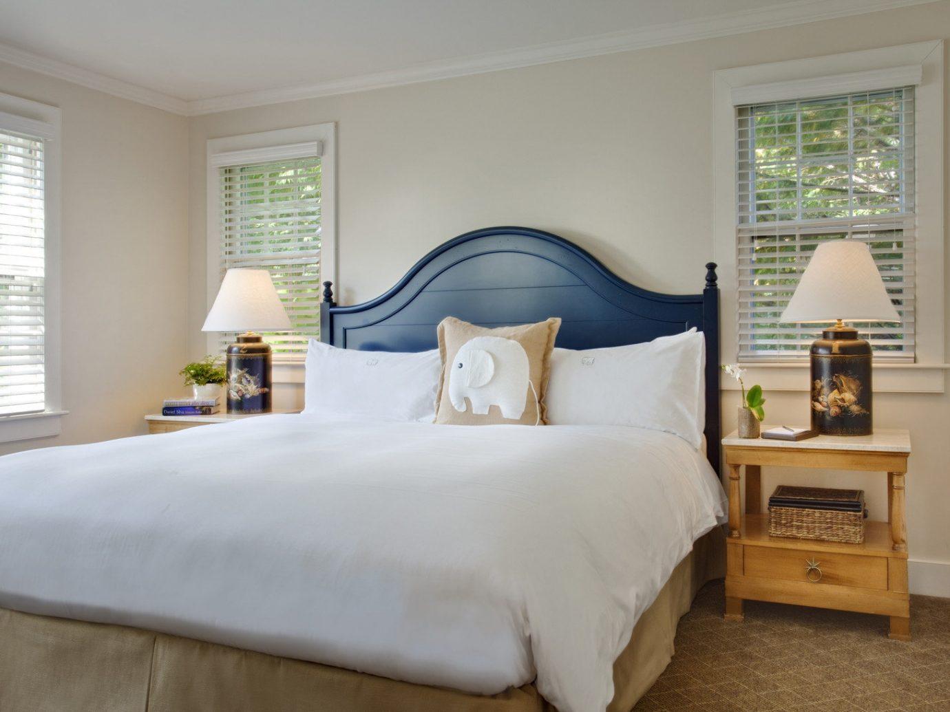 Bedroom at White Elephant Inn, Nantucket