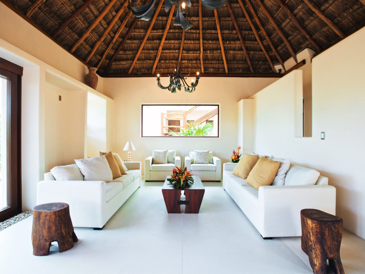 Boutique Hotels Hotels Mexico Tulum indoor wall Living room floor property ceiling living room interior design estate furniture real estate Suite daylighting house interior designer area wood