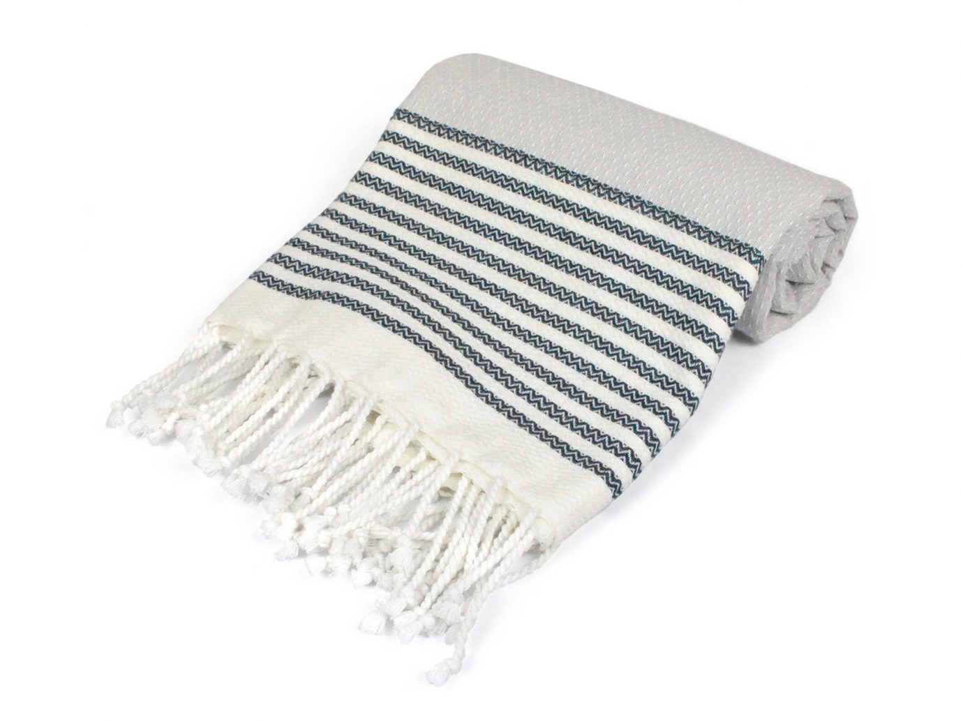 Gift Guides Travel Shop white material brush towel beige linens wool