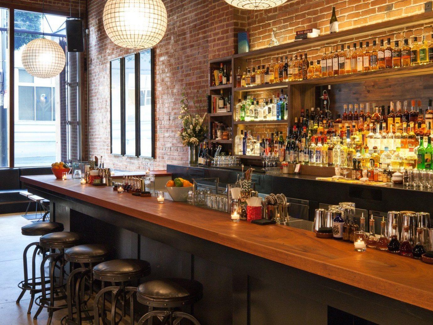 Trip Ideas indoor window Bar counter estate restaurant Island