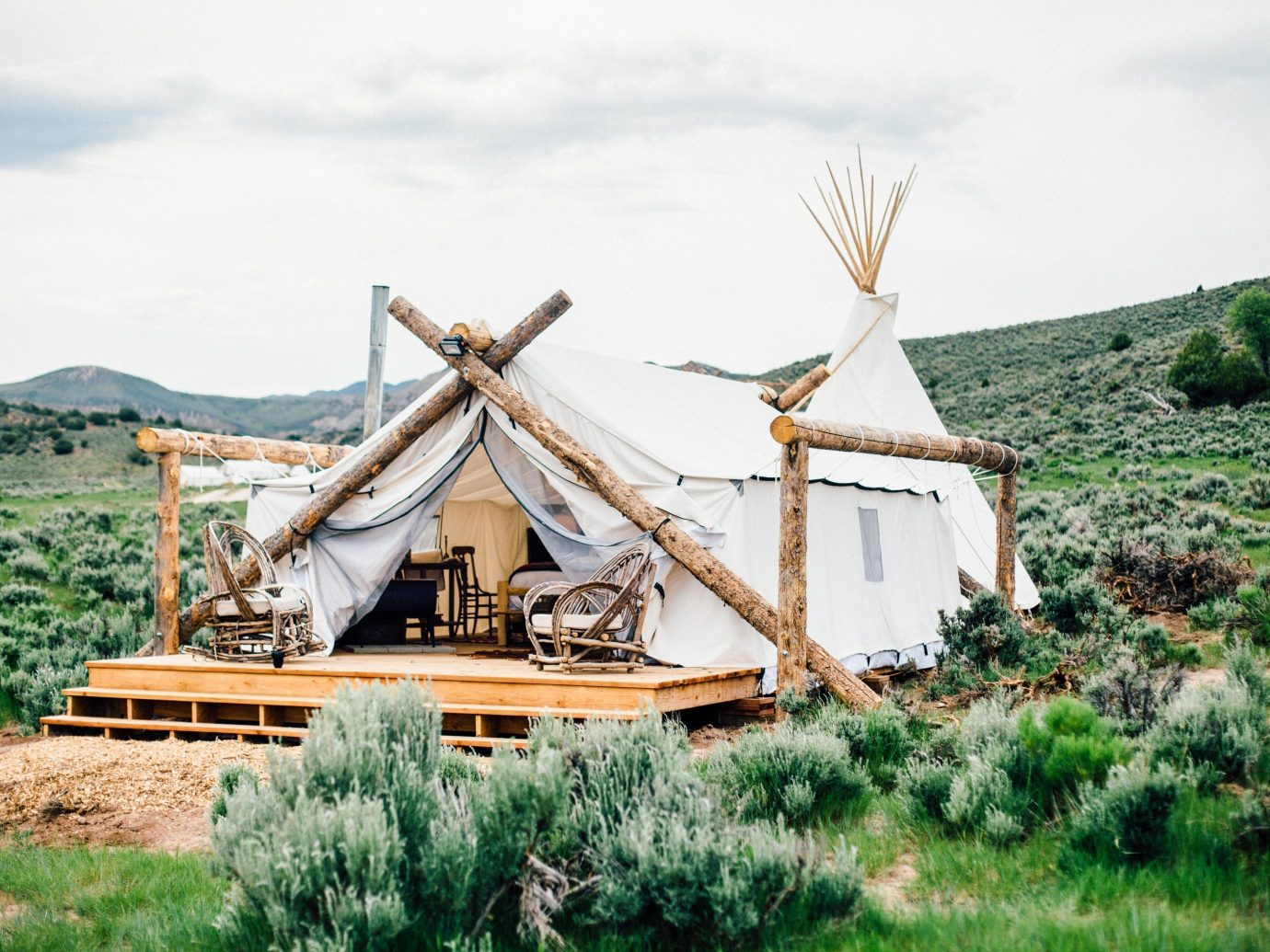 Glamping Luxury Travel New York Trip Ideas windmill rural area hut sky home house cottage mill tree roof landscape