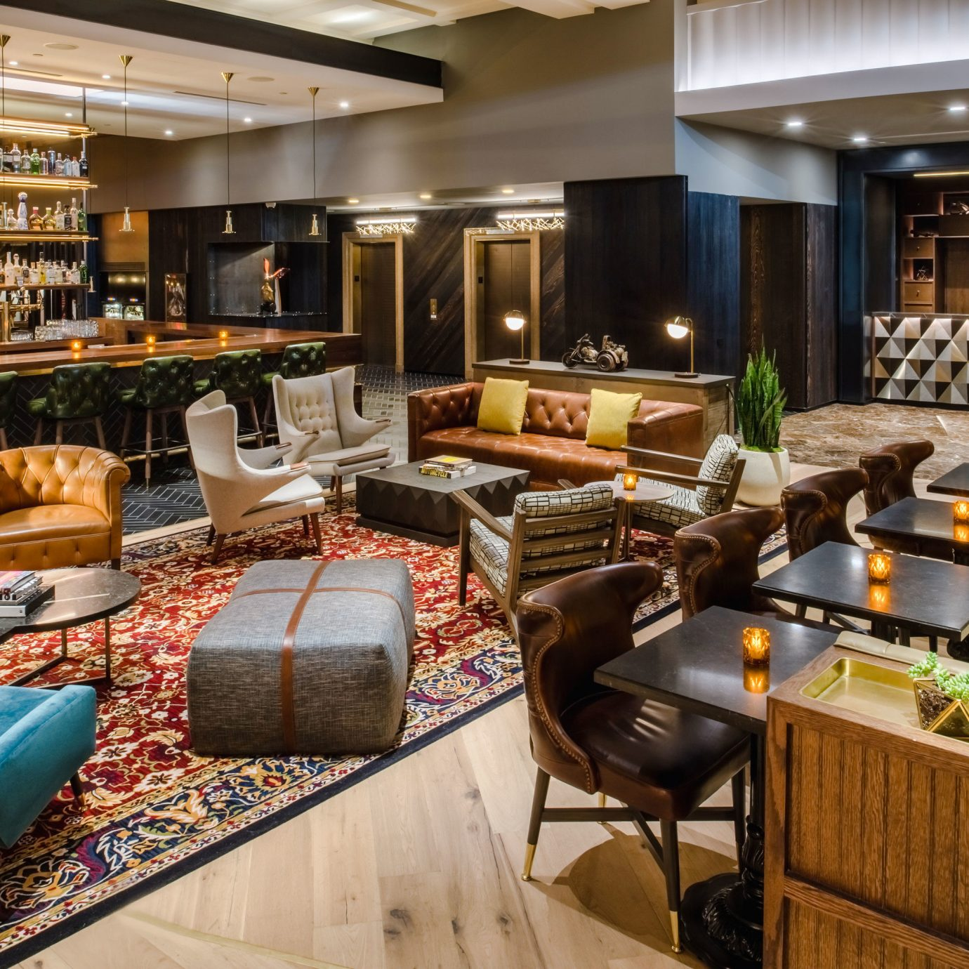 Boutique Hotels Hotels Luxury Travel table indoor ceiling Lobby interior design restaurant furniture