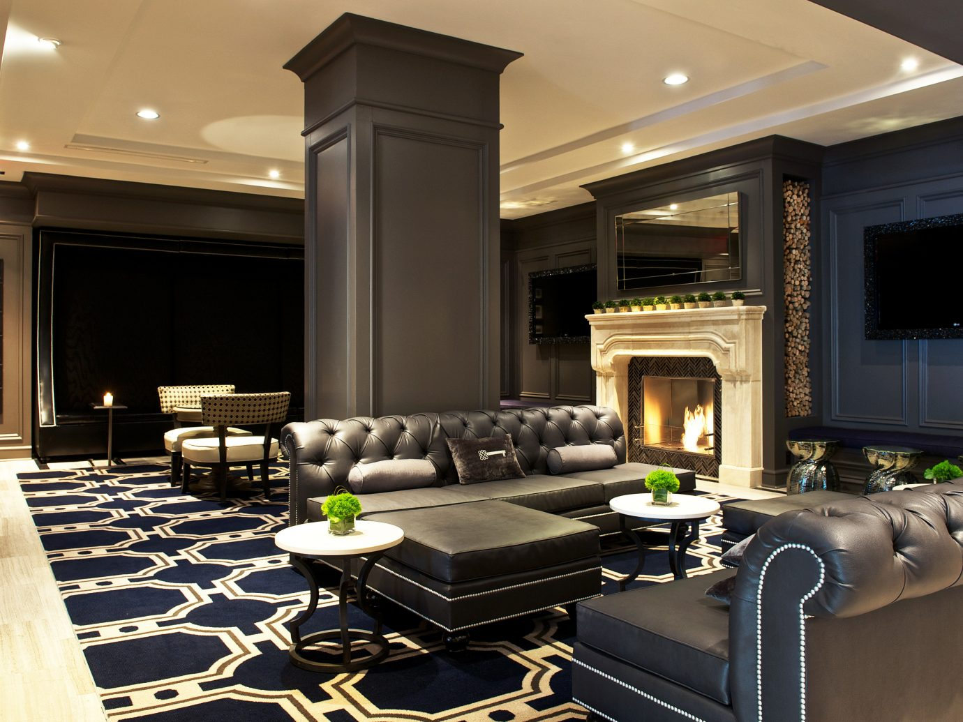 Boutique Budget City Hotels Lobby Lounge Modern indoor floor room ceiling Living property window living room estate interior design home Suite lighting furniture conference hall condominium recreation room Design mansion conference room