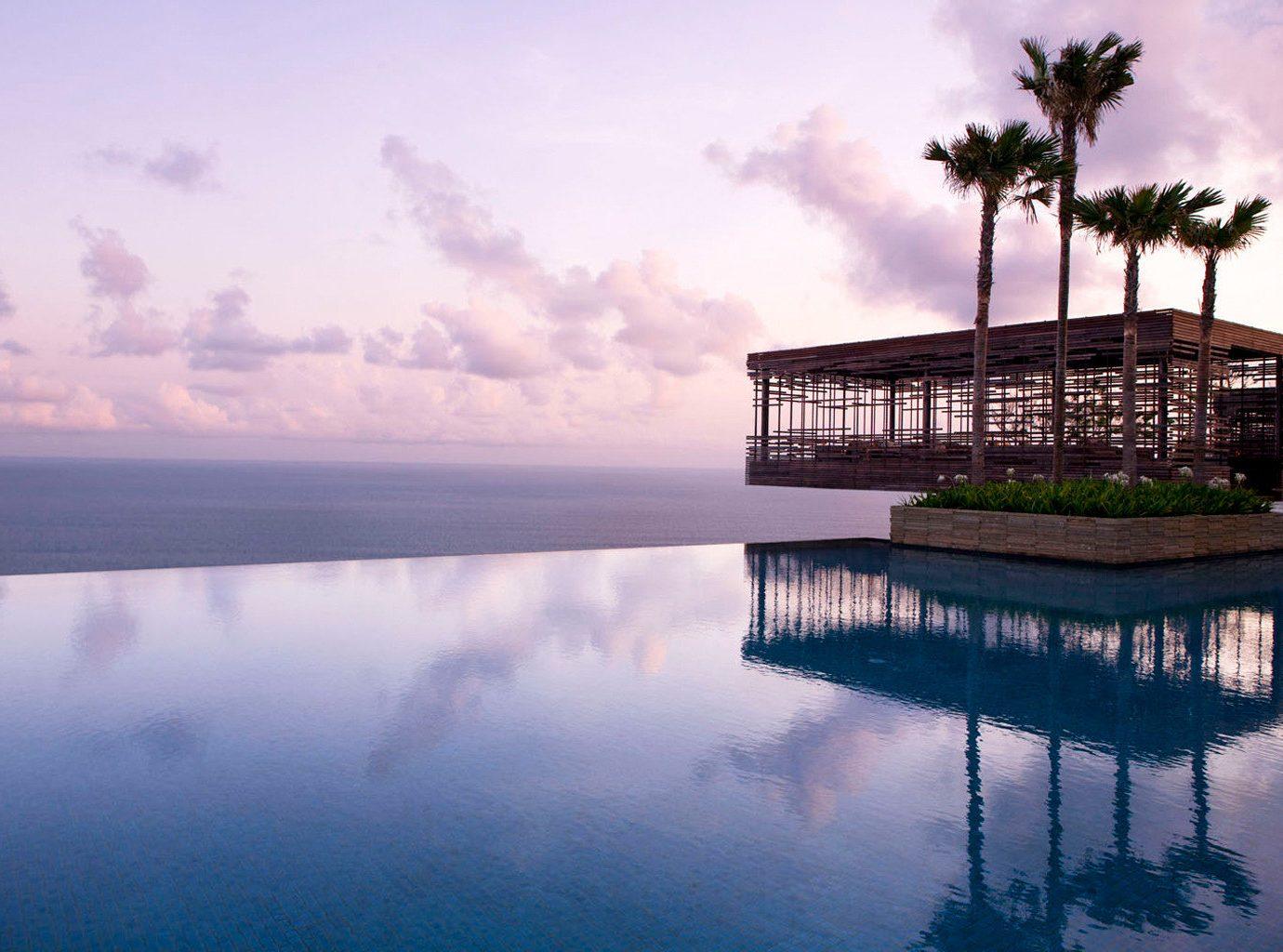 Infinity Pool At The Alila Villas Uluwatu In Bali