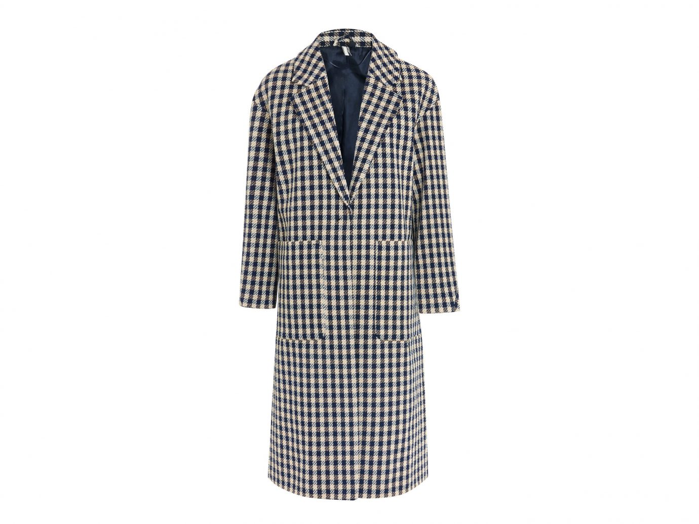 Travel Shop clothing day dress coat outerwear plaid dress pattern tartan sleeve robe nightwear overcoat