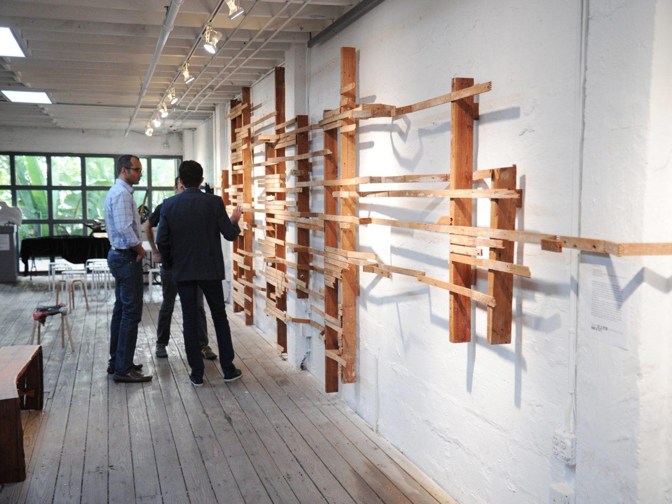 Trip Ideas indoor floor ceiling wood interior design Design stairs