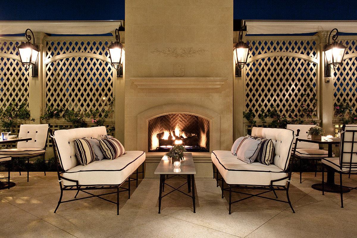Food + Drink floor table chair indoor room Living living room estate interior design Lobby home white Design lighting furniture