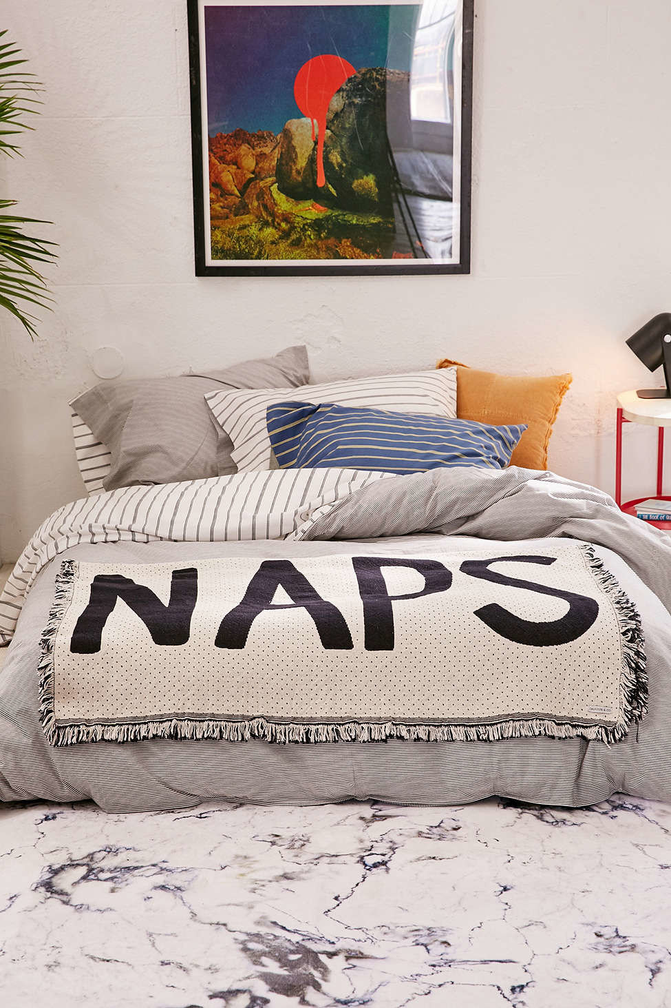 Style + Design Travel Shop bed indoor duvet cover bed sheet Bedroom room bed frame bedding furniture textile mattress linens interior design pillow cushion painting bedclothes