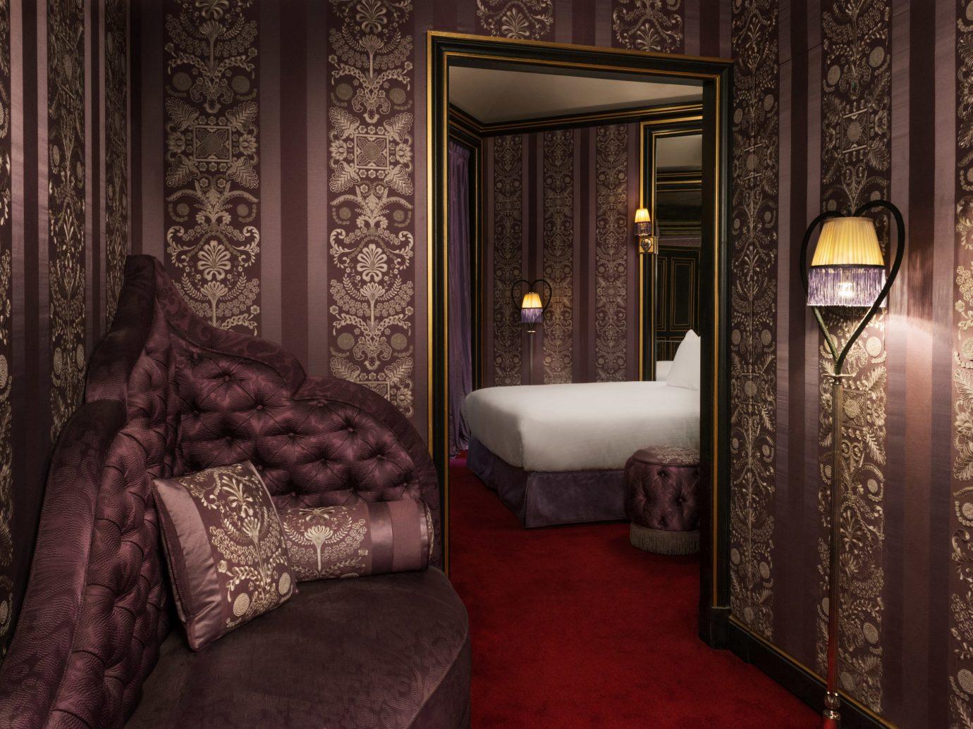 Hotels indoor room interior design Suite home estate mansion screenshot furniture hotel Bedroom decorated