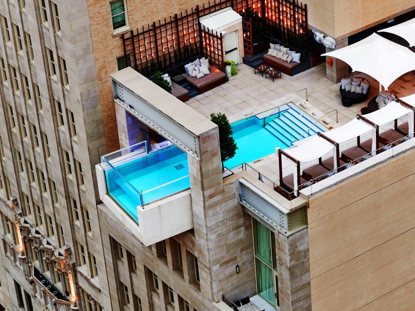10 Best Hotel Rooftop Pools In The U S Jetsetter
