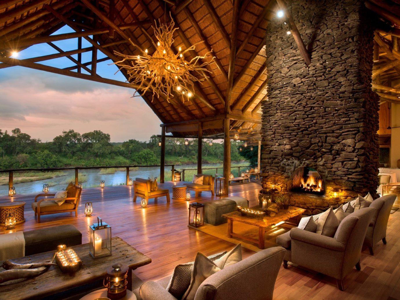 Hotels table property Resort estate Villa restaurant interior design hacienda