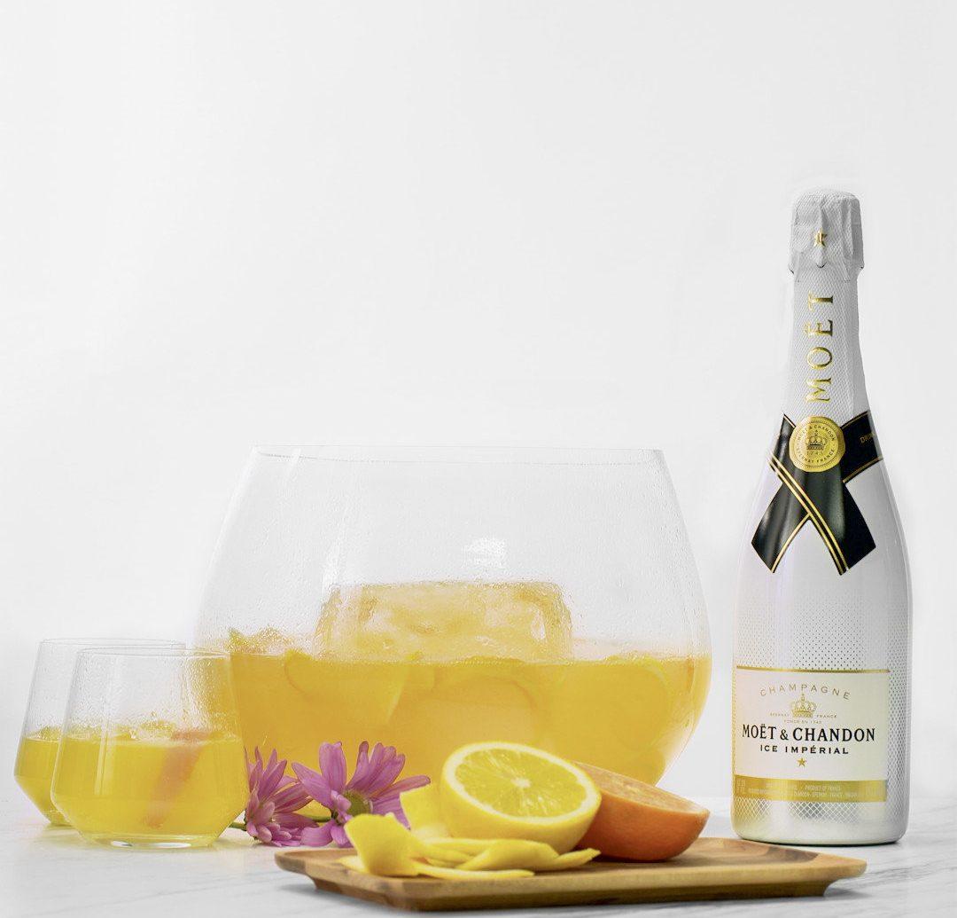bottle champagne Drink drinks Food + Drink fruit glasses gourmet alcoholic beverage liqueur wine distilled beverage glass bottle beverage drinkware fruit drink