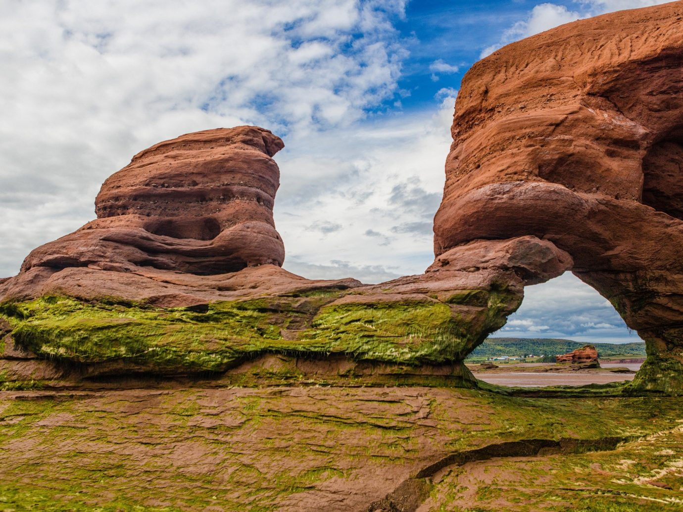 Trip Ideas outdoor rock mountain Nature water grass wilderness valley Coast arch natural arch canyon cliff badlands Sea landscape geology terrain plateau formation cape material national park overlooking hillside