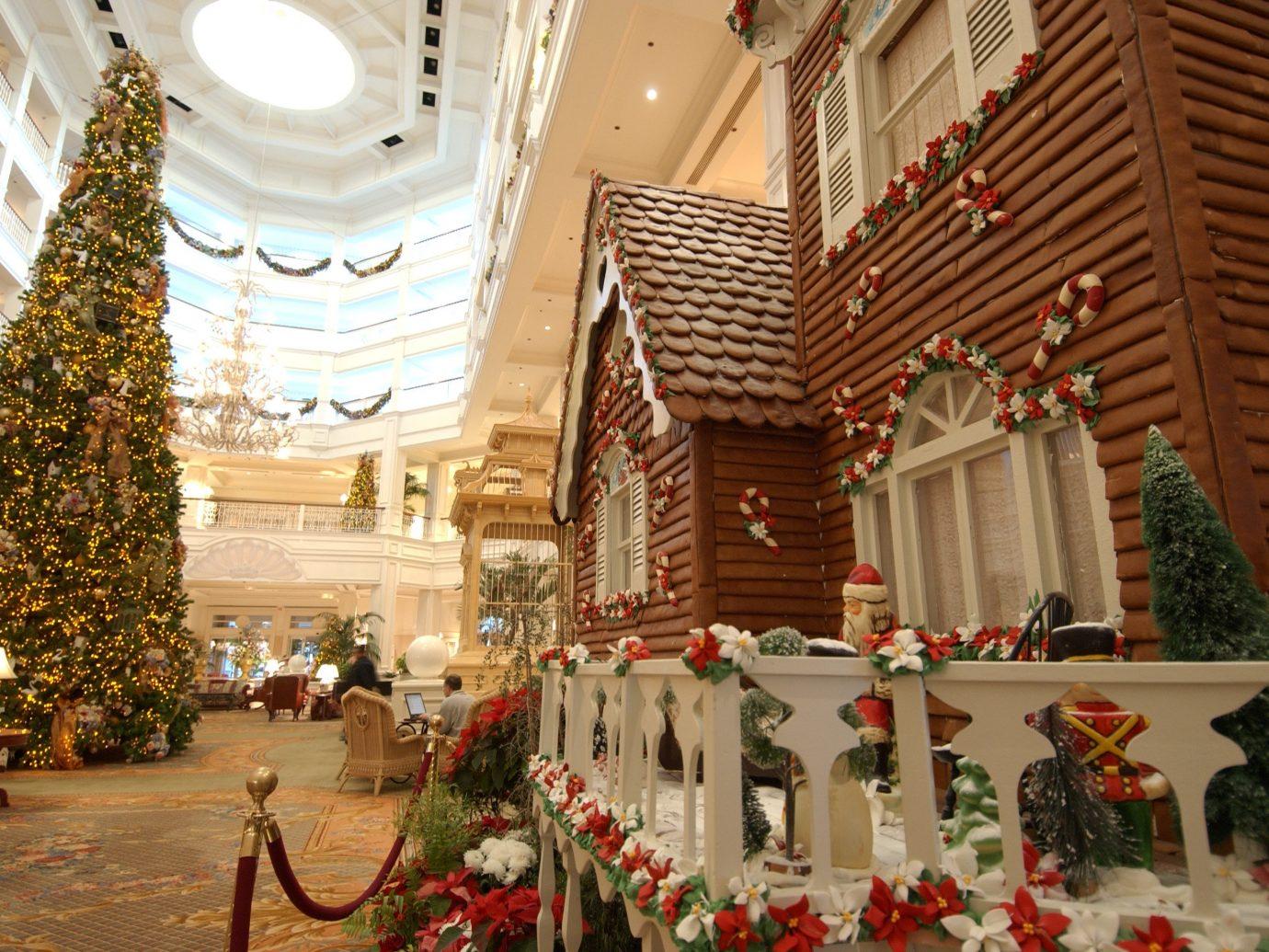Hotels Christmas christmas decoration Christmas tree